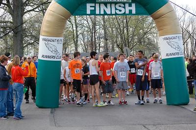 Melt the Ice 5K Run 2012