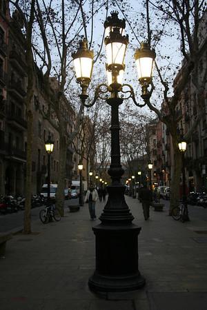 Barcelona January 2008 Part 2