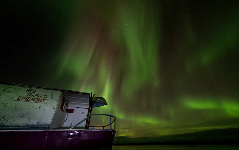 Aurora in Yellowknife