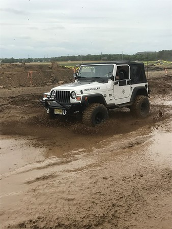 Jeeps at the farm 2017