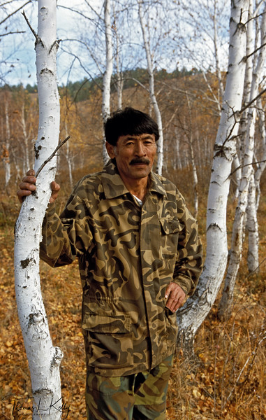 Gonchigjaviin Tsedendash is incharge of Mongolian Forest Research Foundation. with a mandate to reforest the areas effected by environmental mining degradation.