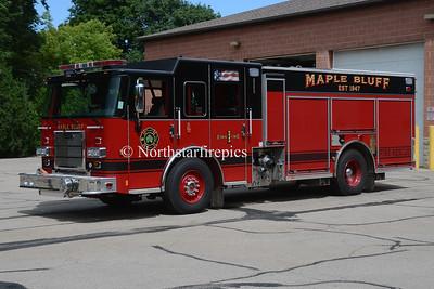 Maple Bluff Fire Department