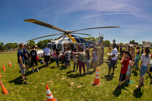 SRPD Bike Rodeo and Public Safety Day 2018