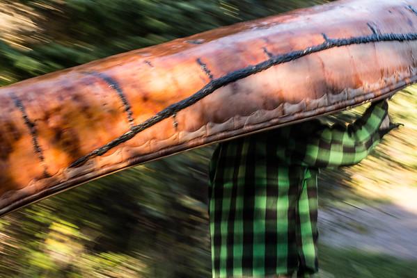 Custom Canoe Maker - Eric Simula