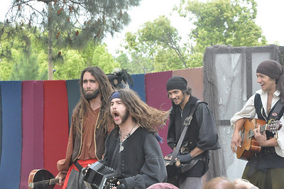 The Dread Crew of Oddwood 11 April 2010 Main Stage