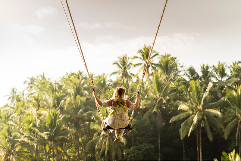 Giant Swing- Things to Do in Ubud