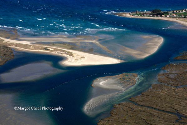 Aerial Photos - The Spit