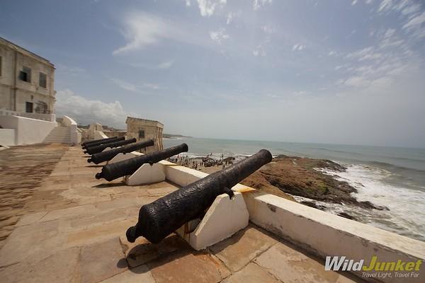 Cape Coast and Elmina