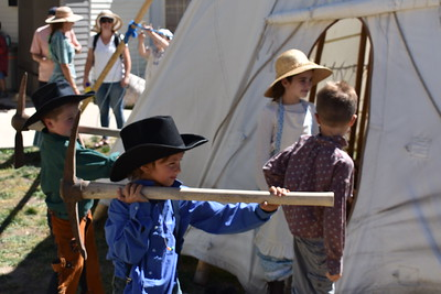 Gold Hill Living History Day 2018-09-14