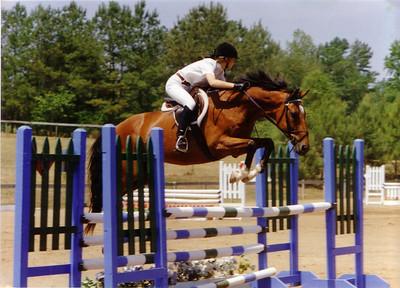 Growing Up on Horseback