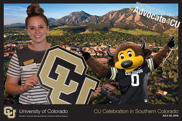 CU Pueblo Celebration 2019