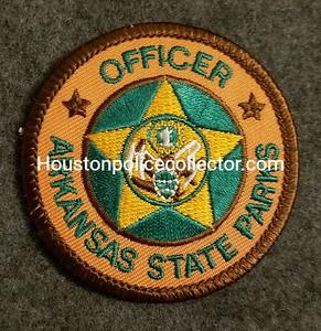 Arkansas State Parks Enforcement