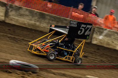 River Arena Speedway - Nov 9, 2013