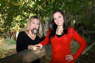 Susan Bowan & Kayla 11.14.10