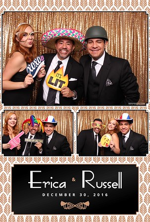 Erica and Russell's Wedding