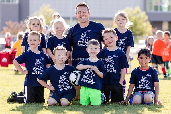 Springville Cub Soccer Spring 2021