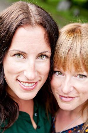 Karen & Vicki