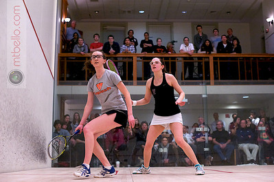 2012-03-03 Millie Tomlinson (Yale) and Laura Gemmell (Harvard)