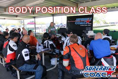 Body Position Class