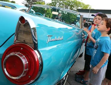 Vintage Rides Car Show