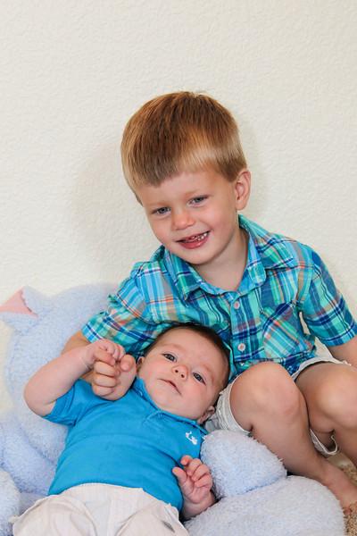 Wesley & Nolan