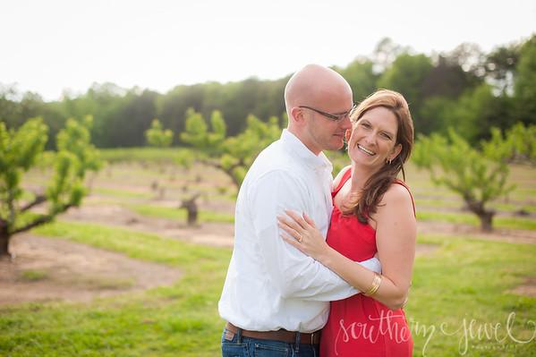 Sara and Matt Engagement