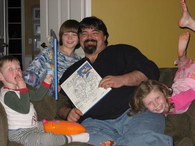 2006 Christmas Eve