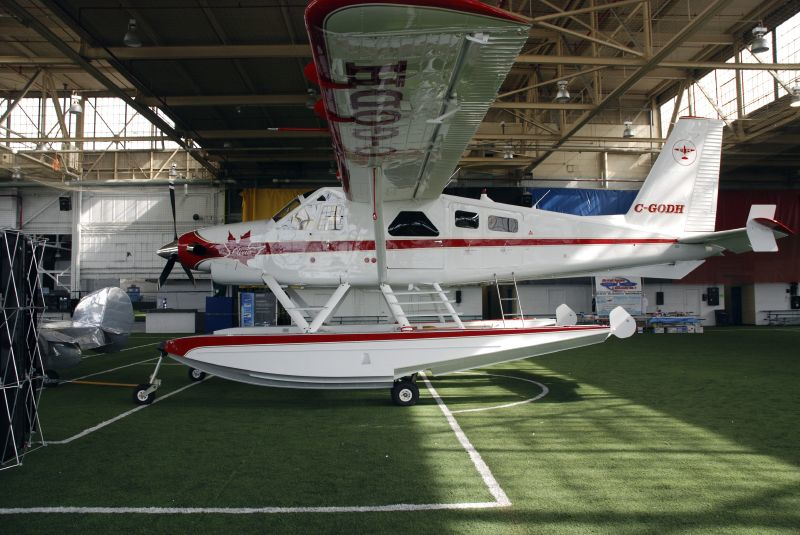 De Havilland Canada DHC-2T Mk.III Beaver, C-GODH