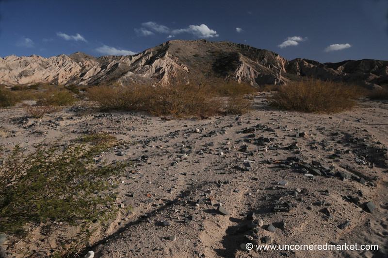 Landscapes and Scenery in Northern Argentina