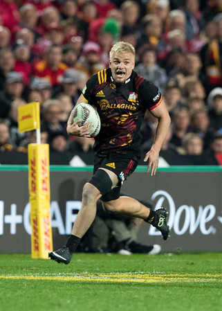 Mitchell Karpik during game 6 of the British and Irish Lions 2017 Tour of New Zealand,The match between  The Chiefs and British and Irish Lions, FMG Stadium, Hamilton, Tuesday 20th June 2017 (Photo by Kevin Booth Steve Haag Sports)  Images for social media must have consent from Steve Haag