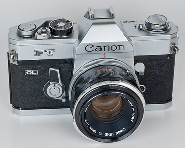 Canon FT QL - 1966