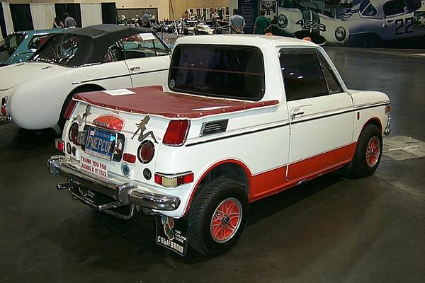 Custom made Honda truckette
