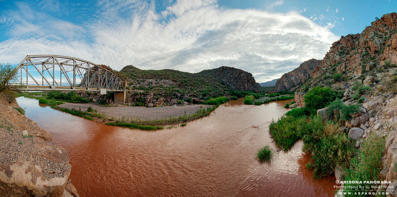 Hwy 288 Bridge over the Salt River