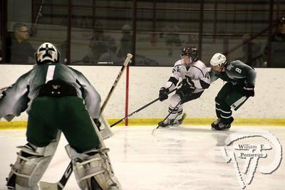 Boys' Ice Hockey vs D-Y 🏒 2020
