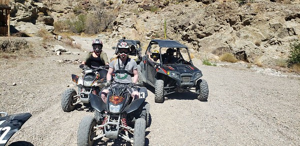 8/28/19 Eldorado Canyon ATV/RZR & Gold Mine Tour