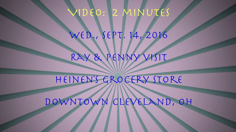 VIDEO:  2 mins -- Heinens - Downtown Cleveland- Wed., Sept. 14, 2016.               AMERITRUST - The Encyclopedia of Cleveland History  AMERITRUST, the largest bank in the midwest at one time, was established in 1894 as the Cleveland Trust Co. with $500,000 capital and John G. W. Cowles as its first president. In 1903 Cleveland Trust merged with the Western Reserve Trust Co., and kept their offices open as branches. At that time, Calvary Morris succeeded Cowles. Having outgrown a series of rented offices by 1905, the bank built a new headquarters bldg. at E. 9th and Euclid, which opened in 1908. During the presidency of FREDERICK GOFF† (1908-23), Cleveland Trust expanded, acquiring banks such as the Detroit St. Bank, the Garfield Savings Bank, and Lake Shore Banking & Trust. By 1924 Cleveland Trust became the 6th largest bank in the country and Harris Creech was its new president. The bank survived the Depression well, and after GEO. GUND† succeeded him as president in 1941, it continued to grow in wealth and influence, reaching $1 billion in assets by 1945.  In the 1960s, Cleveland Trust saturated the county market with branches and acquired mortgage banking and realty companies out of state. Gund moved up to board chairman in 1962, succeeded by Geo. Karch as president, who served for 10 years. By 1977 Cleveland Trust had 120 branches, $5 billion in assets, and wielded significant financial power through its Trust Department, which managed $7 billion in trust funds for its clients. Under Karch's successor, Pres. M. Brock Weir, the bank formed CleveTrust as a holding company in the early 1970s to establish affiliates throughout the state, something that individual banks could not do. CleveTrust changed its name to the AmeriTrust Corp. in 1979 to reflect these new horizons, and an exchange of its state charter for a national one in 1983 permitted AmeriTrust to expand outside the state as well. The bank and its chairman were the public targets of Mayor Dennis Kucinich