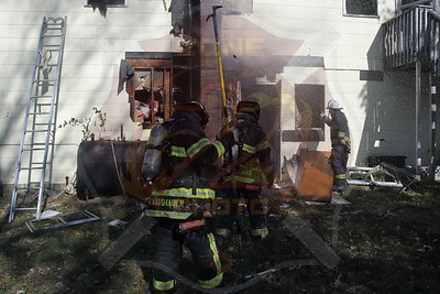 North Amityville Fire Co. Signal 13  Nathalie Ave. 11/13/19