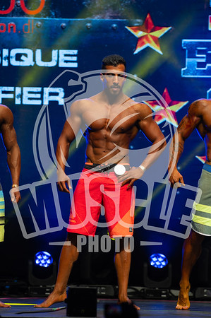 Pro Qualifier - Mens Physique Up to, And inclusive 173