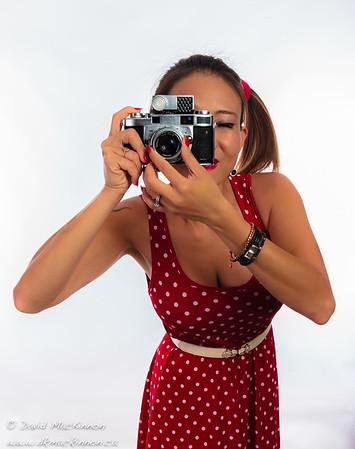 Jade Selfie