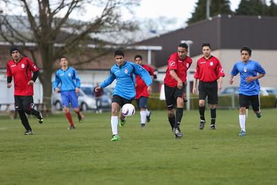 Concorde Rangers FC - Sport Relief 2014