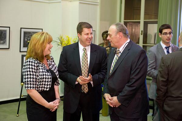 2012 Horace Mann Award for Public Service