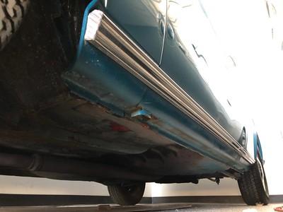 1968 BMW 1600 Blue