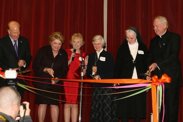 McCarton Ribbon Cutting_December 9, 2009