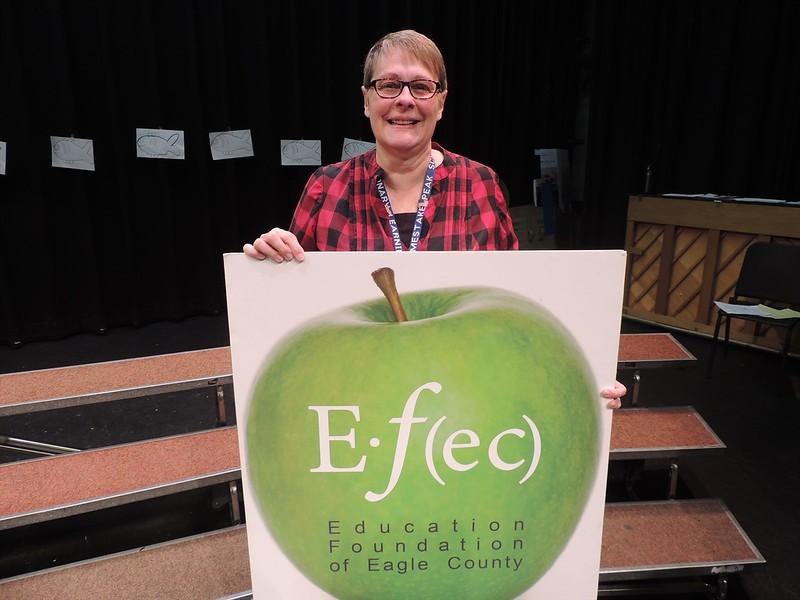 March 2016 Winner: Marilyn Farris, 8th Grade Teacher, Homestake Peak School