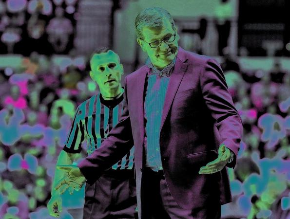 Connecticut South Florida Basketball