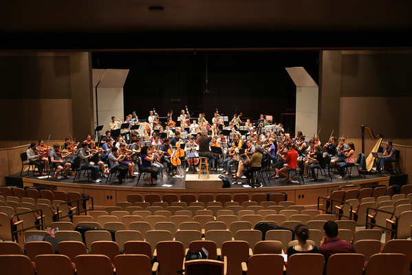 NMF Orchestra Rehearsal june 12 2012
