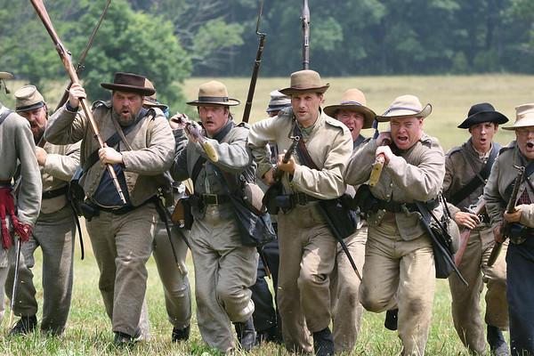Gettysburg Living History 2005