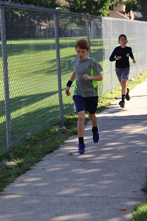 Lower School Mile Run