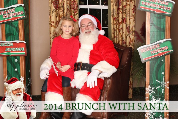 12-13-14 Brunch With Santa
