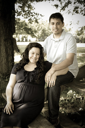 Amber - Maternity Pics